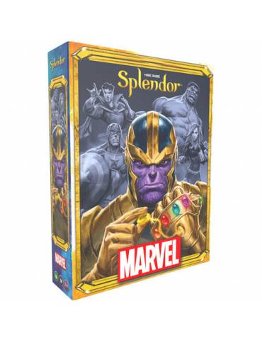 Splendor Marvel (Inglés)