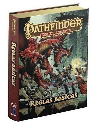 Pathfinder: Juego de Rol - Reglas Básicas (Primera Edición)