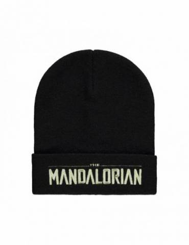 Gorro Beanie Star Wars The Mandalorian: Logo