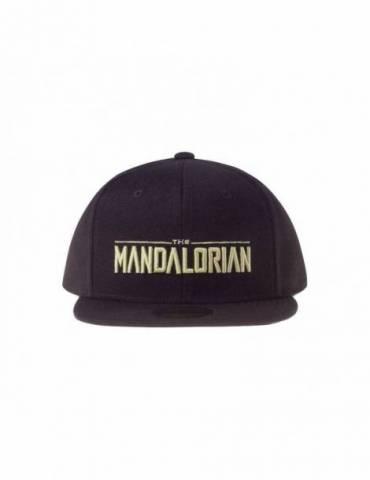 Gorra Snapback Star Wars The Mandalorian Silhouette