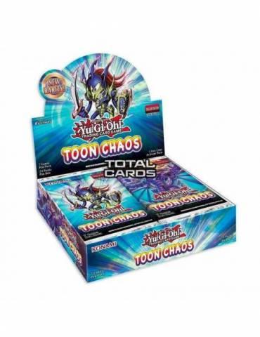 Yu-Gi-Oh! Toon Chaon Unlimited Reprint: Sobre de 7 cartas (Inglés)