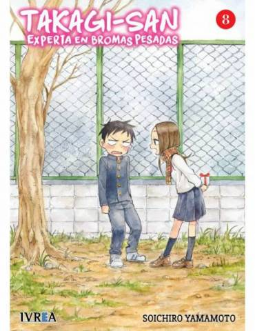 Takagi-San Experta en Bromas Pesadas 08