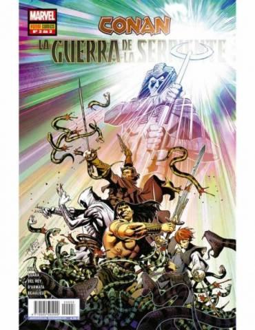 Conan. La Guerra de la Serpiente 03