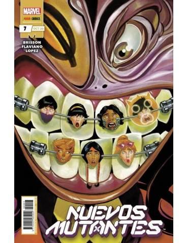 Nuevos Mutantes 07