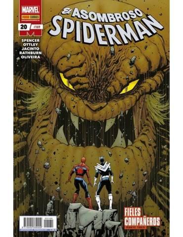 El Asombroso Spiderman 169