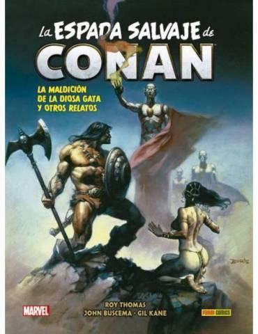 Biblioteca Conan. La Espada Salvaje de Conan 04