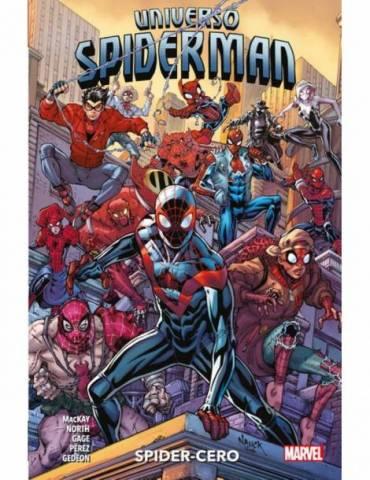 Universo Spiderman. Spider-Cero