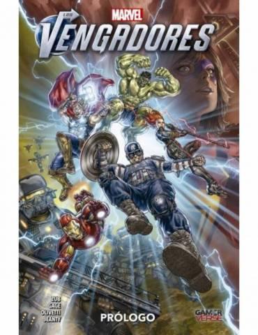 Los Vengadores Gameverse: Prologo