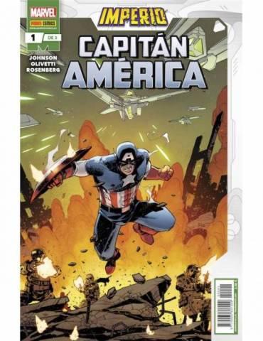 Imperio: Capitán América 01