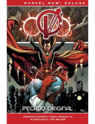 Los Vengadores de Jonathan Hickman 7. Pecado Original (Marvel Now! Deluxe)