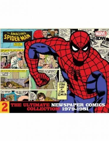 El Asombroso Spiderman: Las Tiras de Prensa 02