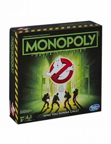 Monopoly Ghostbusters...