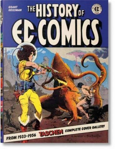 The History of EC Comics (XXL)