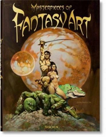 Masterpieces of Fantasy Art (XXL)
