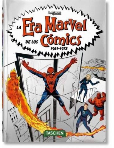 La Era Marvel de los Cómics. 1961-1978 (40Th Anniversary Edition)