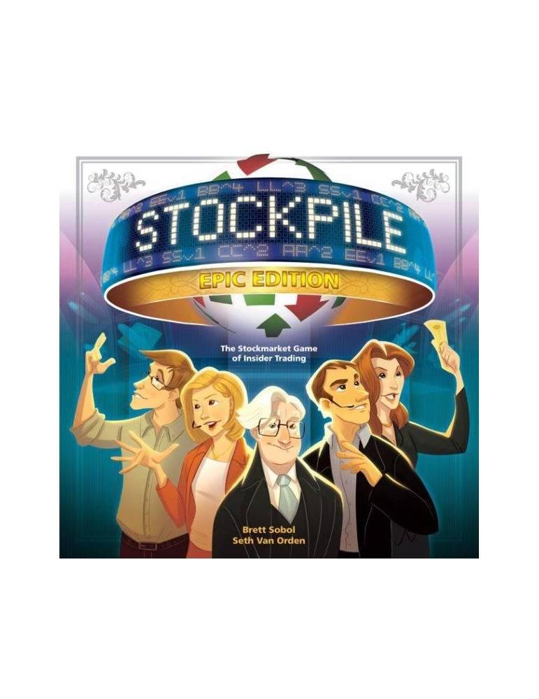 Stockpile: Edición Épica (Castellano)