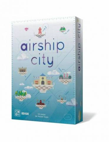 Airship City (Castellano)