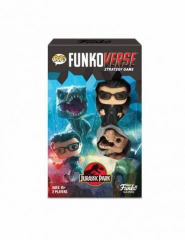 Funkoverse Jurassic Park...