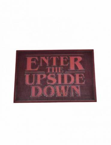 Felpudo Stranger Things: Upside Down 40 x 60 cm