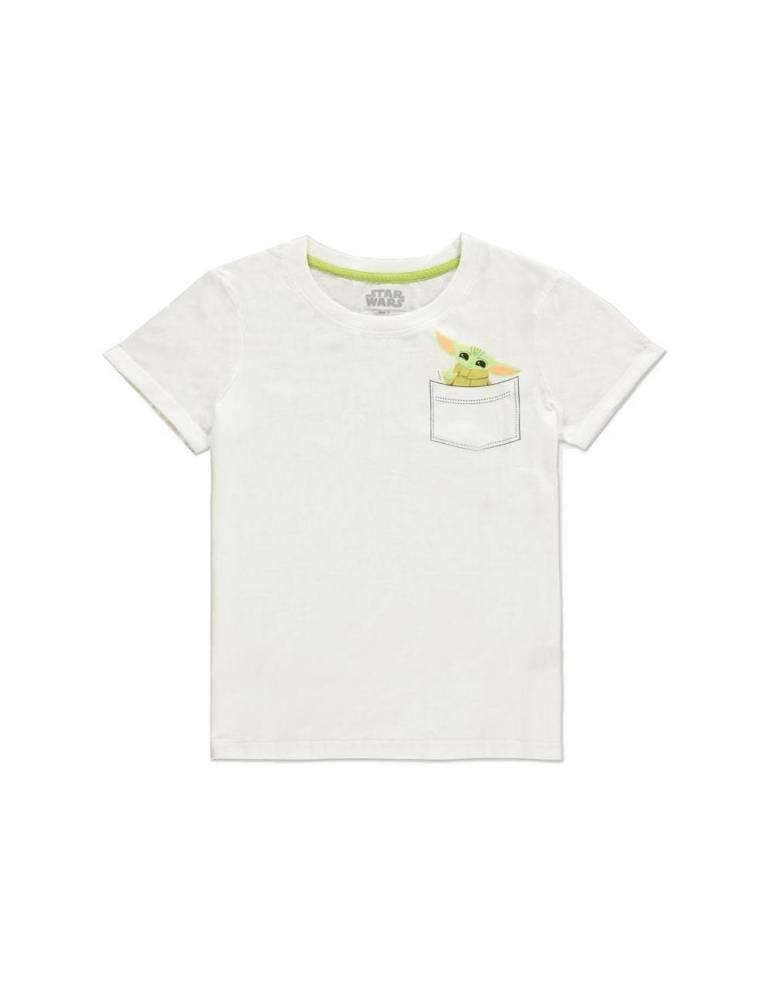 Camiseta Chica Star Wars The Mandalorian: The Child