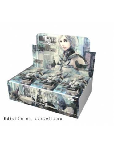 Final Fantasy TCG Opux XII: Caja de 36 sobres