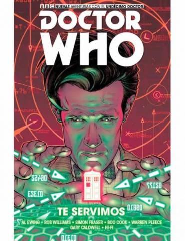 Doctor Who. Te Servimos