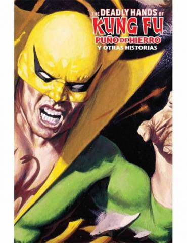 The Deadly Hands of Kung Fu Puño de Hierro (Marvel Limited Edition)