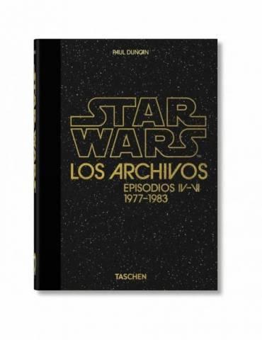 Los Archivos de Star Wars 1977-1983 (40Th Anniversary Edition)