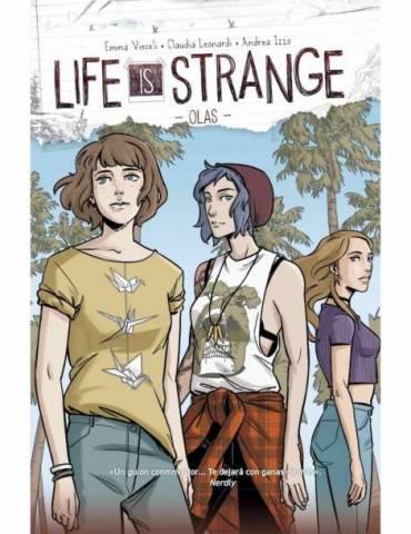 Life Is Strange. Olas (Cómic)
