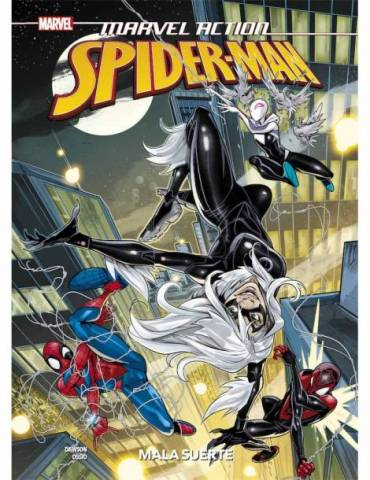 Marvel Action. Spiderman 03. Mala Suerte