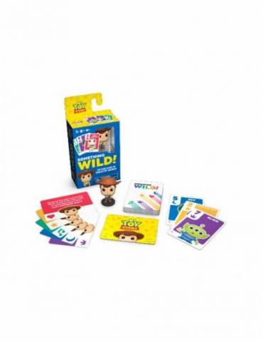 Something Wild Card Game - Disney - Toy Story