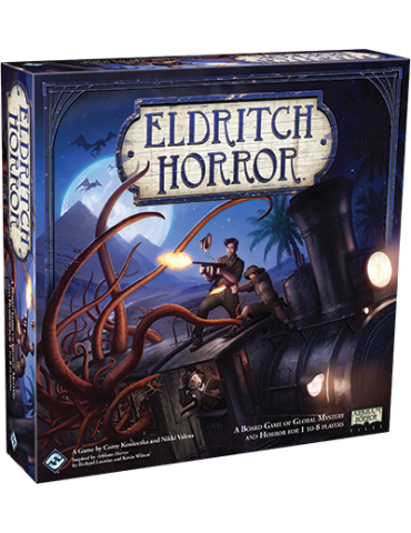 Eldritch Horror (Inglés)