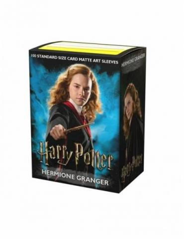 Fundas Standard Dragon Shield Art Matte: Hermione Granger Limited Edition (100)
