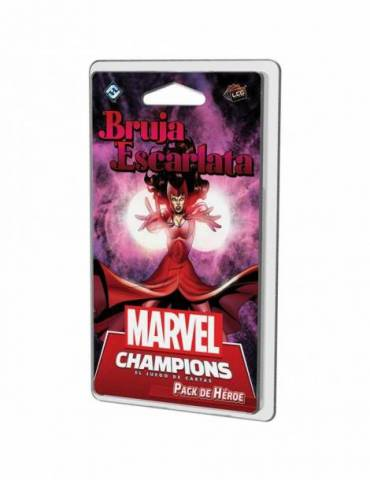 Marvel Champions: Bruja Escarlata