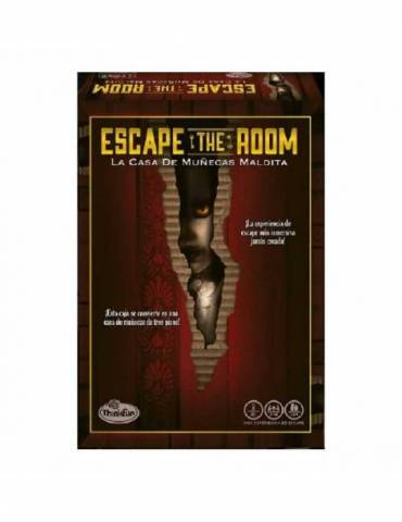 Escape The Room: La Casa de Muñecas Maldita