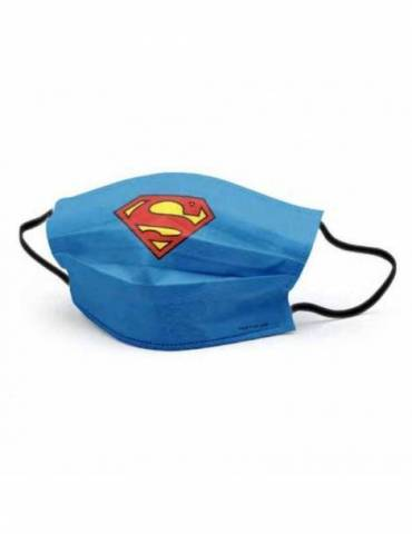 Mascarilla DC Comics: Superman 01