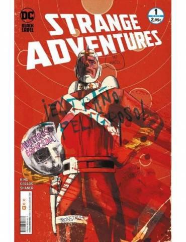 Strange Adventures núm. 01 de 12