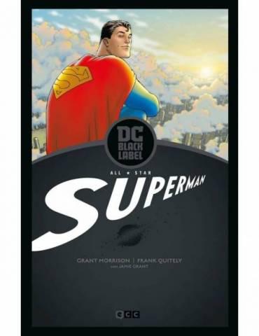 All-Star Superman (Biblioteca DC Black Label)