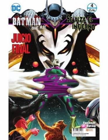 El Batman que ríe: Se alza el infierno núm. 04 de 4