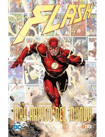 Flash: 80 años del Hombre Más Rápido del Mundo