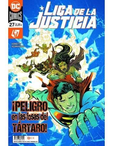 Liga de la Justicia núm. 105/ 27