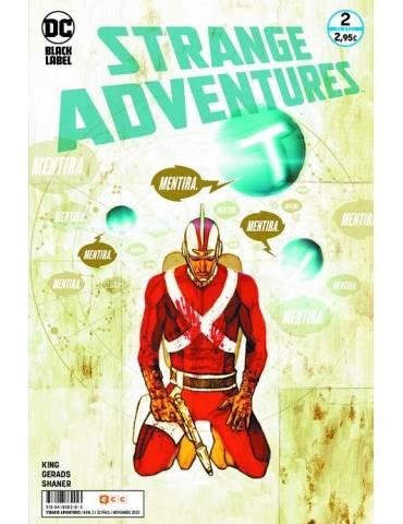 Strange Adventures núm. 02 de 12