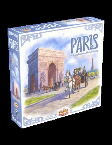 París Deluxe (Inglés con reglamento en Español)