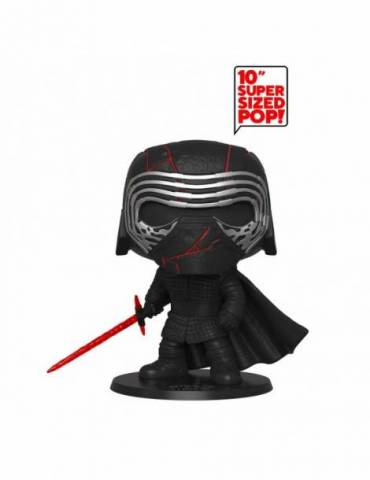 Figura POP Star Wars Episode IX: Super Sized Kylo Ren GITD 25 cm