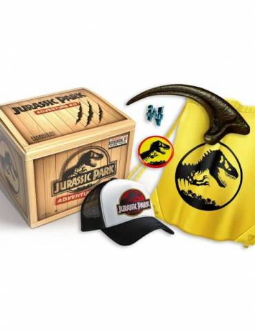 Parque Jurásico Adventure Kit