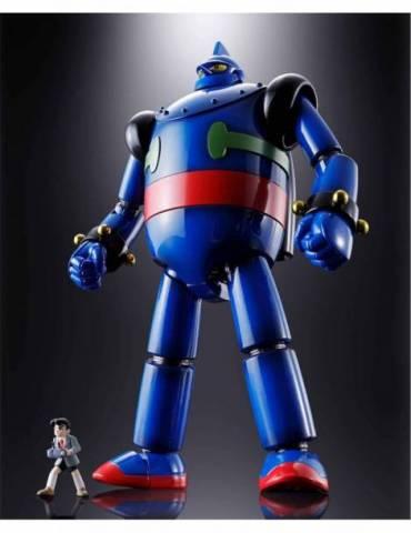 Figura Tetsujin 28 Soul Of Chogokin: GX-24R Tetsujin 28 Go 16 cm