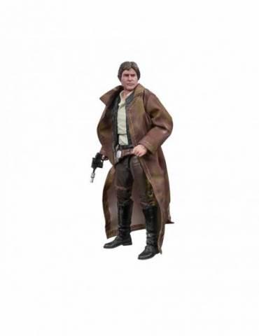 Figura Star Wars The Black Series: Han Solo (Endor) 15 cm