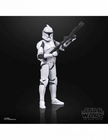 Figura Star Wars The Black Series: Phase I Clone Trooper 15 cm