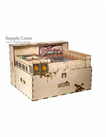 Zombicide SciFi Supply Crate