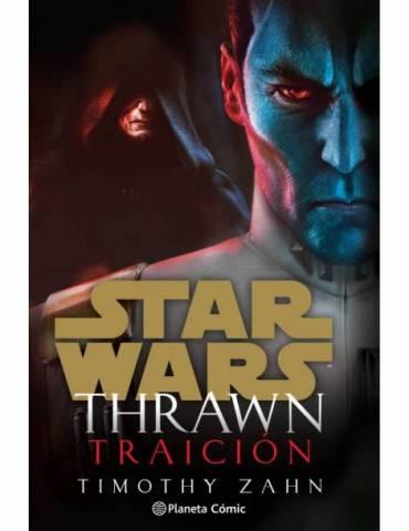 Star Wars Thrawn Traicion (Novela)